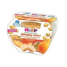 HIPP HAPPY MIX FRUTTI GIALLI E MARACUJA 121G Biscotti per bambini e corn flakes