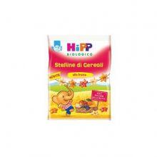 Hipp Biologico Stelline di Cereali alla Frutta Merende per bambini