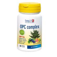Longlife OPC Complex 60 Capsule Vegetali Anti age