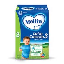 MELLIN 3 LATTE POLVERE 700G Latte per bambini