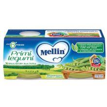 MELLIN OMOG PRIMI LEGUMI 2X80G Omogeneizzati di verdura