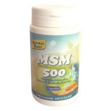 MSM 500 100CPS VEGETALI Anti age