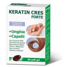 MY NAILS KERATIN CRES FORTE Integratori per capelli e unghie