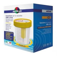 Master-Aid Contenitore Urine Sottovuoto Urinocoltura