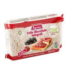 AGLUTEN FETTE BISC INTEGR 200G Altri alimenti senza glutine