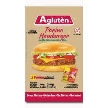 AGLUTEN PANINO HAMBURGER 160G Pane senza glutine