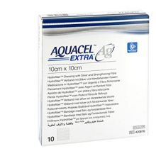 AQUACEL AG EXTRA DRS10X10CM 10 Medicazioni avanzate