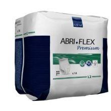 Abri-Flex Mutandina Elastica L2 14 pezzi Assorbenti per uomo