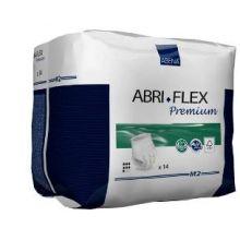 Abri-Flex Mutandina Elastica M2 14 pezzi Assorbenti per uomo