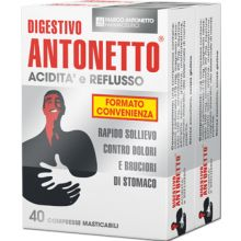 DIGESTIVO ANTONETTO A/R BIPACC Regolarità intestinale e problemi di stomaco