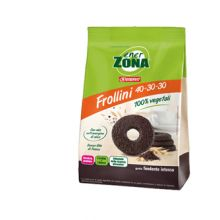 ENERZONA FROLLINI FOND INTENSO Dolci senza glutine