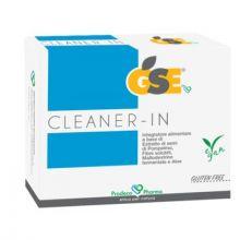 GSE CLEANER-IN 14BUST Fermenti lattici e digestione