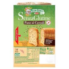 MULINO BIANCO PANE CEREALI300G Pane senza glutine