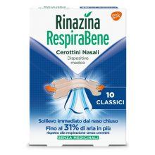 RINAZINA RESPIRABENE CLASS10 C Cerotti nasali
