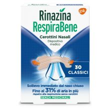 RINAZINA RESPIRABENE CLASS30 C Cerotti nasali