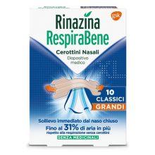 RINAZINA RESPIRABENE CL GR10 C Cerotti nasali