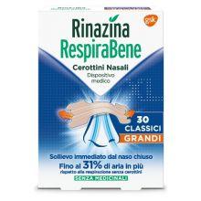 RINAZINA RESPIRABENE CL GR30 C Cerotti nasali