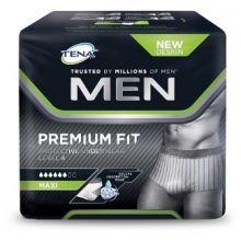 Tena Men Premium Fit Livello 4 Misura M 12 Pezzi Assorbenti per uomo