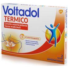 VOLTADOL TERMICO CEROTTO 2PZ Farmaci Antidolorifici