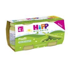 HIPP OMOG PISELLI 80G 2PZ Omogeneizzati di verdura