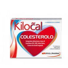 Kilocal Colesterolo 15 Compresse Colesterolo e circolazione