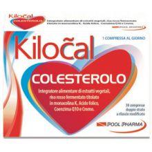 Kilocal Colesterolo 30 Compresse Colesterolo e circolazione