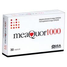 Meaquor 1000 30CPS Colesterolo e circolazione