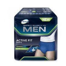 Tena Men Pants Active Fit Misura L 8 Pezzi Assorbenti per uomo