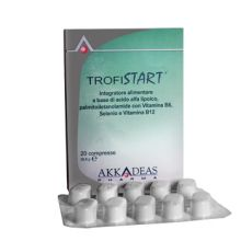 Trofistart 20 Compresse Anti age
