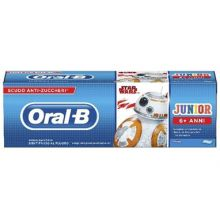 Oral-B Dentifricio Junior Star Wars 6-12 Anni 75ml Dentifrici