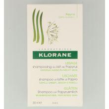 Klorane Shampoo al Latte di Papiro Shampoo capelli secchi e normali