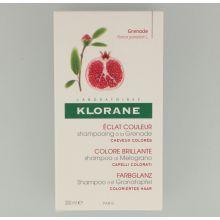 Klorane Shampoo al Melograno Shampoo capelli secchi e normali