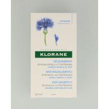 Klorane Shampoo alla Centaurea Shampoo capelli secchi e normali