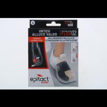 EPITACT SPORT ORTESI ALLUCE VALGO TAGLIA S Prodotti per piedi e mani