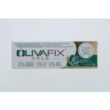 OLIVAFIX GOLD CREMA 75G Prodotti per dentiere e protesi dentarie