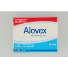 ALOVEX PROTEZIONE ATTIVA 15 CEROTTI Prodotti per gola, bocca e labbra