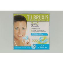 DR BRUX BITE NOTTE SUPERIORE AZZURRO Bite per denti