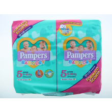 PAMPERS BABY DRYDUO DWCT JX34P Pannolini