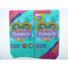 PAMPERS BABY DRYDUO DWCT XLX30 Pannolini