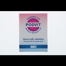 PODVIT GOCCE ORALI SENZA ALCOL 30ML Gocce e spray