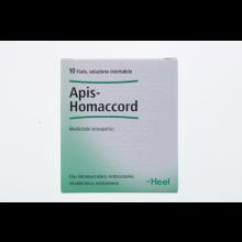 APIS HOMACCORD 10 FIALE 1,1ML HEEL Fiale