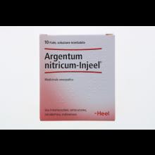 ARGENTUM NITRICUM INJEEL 10 FIALE HEEL Fiale