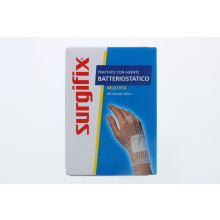 BENDA A RETE MULTIFIX SANITIZED POLSO 3CM X 3M Garze e bende