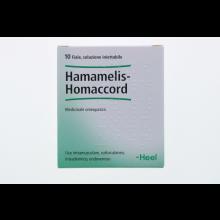 HAMAMELIS HOMACCORD 10 FIALE 1,1ML HEEL Fiale