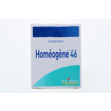 HOMEOGENE 46 60 COMPRESSE Compresse e polveri