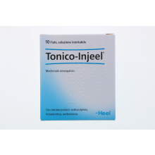 TONICO INJ 10F 1,1ML HEEL Fiale
