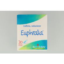 EUPHRALIA COLLIRIO MONODOSE 30 FLACONCINI 0,4ML Colliri