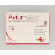 AVIUR RETARD 10CPS Per le vie urinarie
