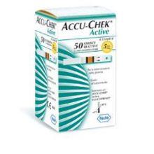 Accu-Chek Active 50 Strisce  Strisce glicemia