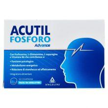 Acutil Fosforo Advance 50 compresse Tonici e per la memoria